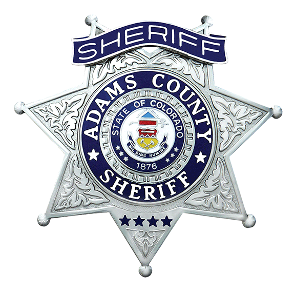 Adams County Sheriff's Department logo